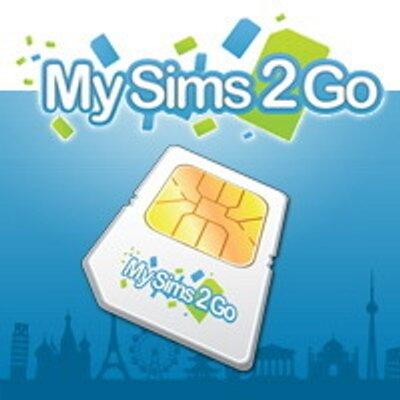 Mysims2Go - Διεθνής Καρτοκινητή τηλεφωνία