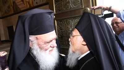 Πέμπτη 14 Ιανουαρίου 2021 - Μια αποκαλυπτική Συνέντευξη του Μακαριωτάτου Αρχιεπισκόπου Αθηνών στο OPEN TV (VIDEO)