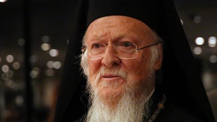 Ο Οικουμενικός μας Πατριάρχης στα Εγκαίνια της Συλλογής Βαρλάμη