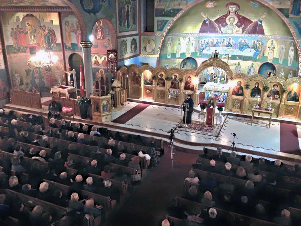 Ιερά Αρχιεπισκοπή Καναδά