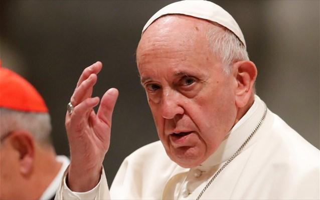 Ο Πάπας Φραγκίσκος Διόρισε την πρώτη Γυναίκα σε Υψηλόβαθμο πόστο στην «ανδροκρατούμενη» Κυβέρνηση του Βατικανού - Ποιος είναι ο Ρόλος της...