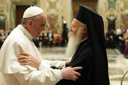 Επιστολές συμπαθείας του Οικουμενικού Πατριάρχου προς τον Πάπα Ρώμης και τον Πρόεδρο της Ιταλίας