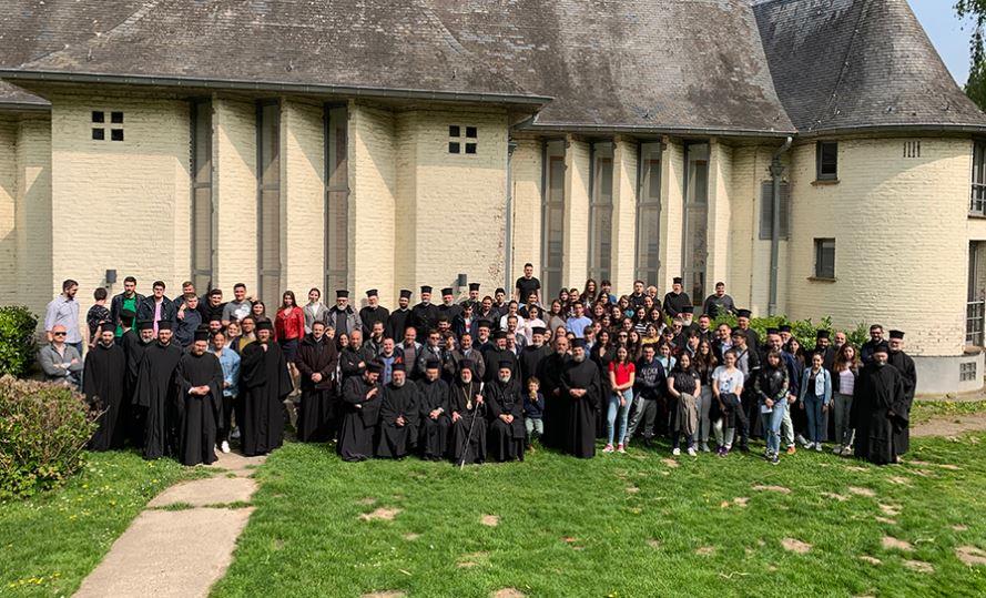 Προς όλους τους Ορθοδόξους Νέους της Ιεράς Μητροπόλεως Βελγίου