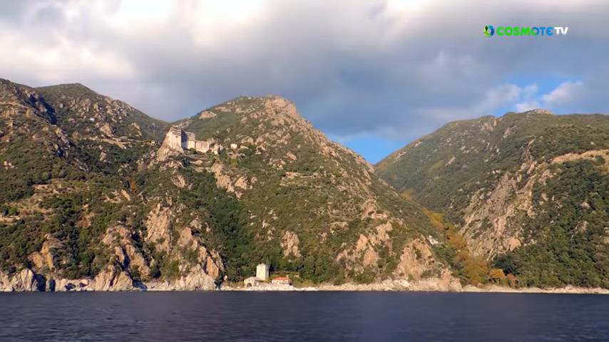 Άγιο Όρος - Ψηφιακή Εποχή (VIDEO E1  -  Απρίλιος 2020)