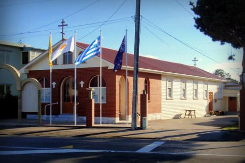 Με πιστούς η Θεία Λειτουργία στη Νέα Ζηλανδία