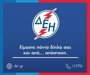 11770 - ΔΕΗ - Είμαστε πάντα δίπλα σας και από... απόσταση