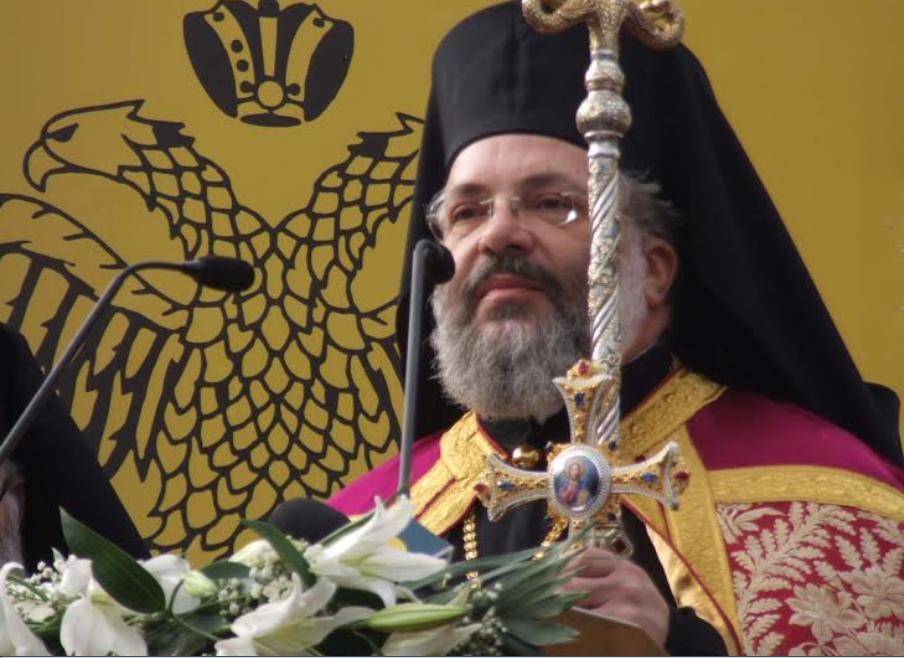 """Σεβασμιώτατος Μητροπολίτης Διδυμοτείχου, Ορεστιάδος και Σουφλίου κ.κ. Δαμασκηνός: """"Η Δύση και η Ανατολή σιωπούν γιατί έχουν τα συμφέροντά τους"""""""