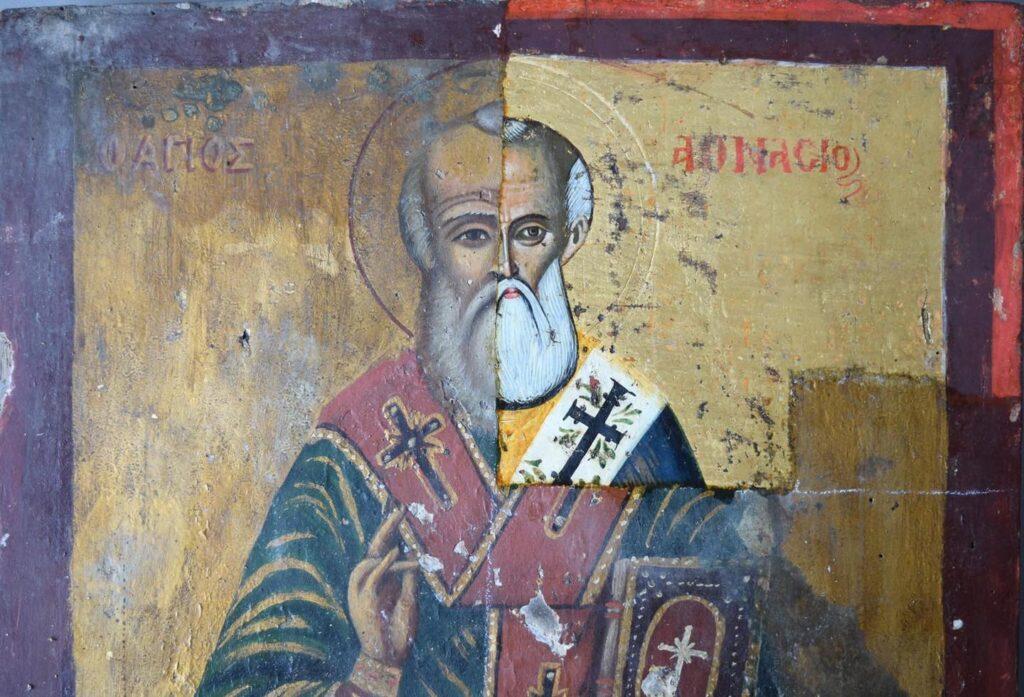 ΑΛΒΑΝΙΑ: Αποκαλύφθηκε αυθεντική Αγιογραφία του 19ου Αιώνος