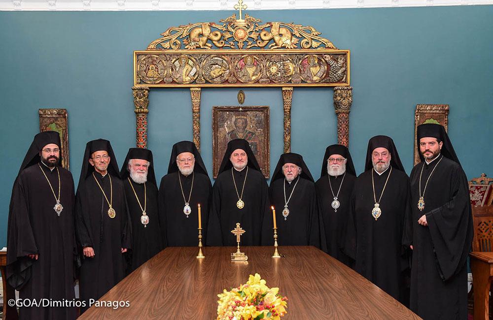 Ιερά Αρχιεπισκοπή Αμερικής
