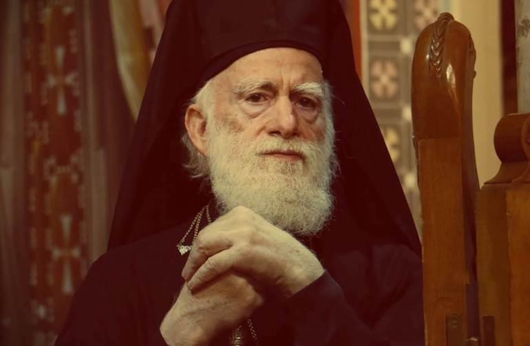 Σεβασμιώτατος Αρχιεπίσκοπος Κρήτης  κ.κ. Ειρηναίος: «Ο κορωνοϊός είναι χτύπημα στον εγωισμό και την αλαζονεία του ανθρώπου»