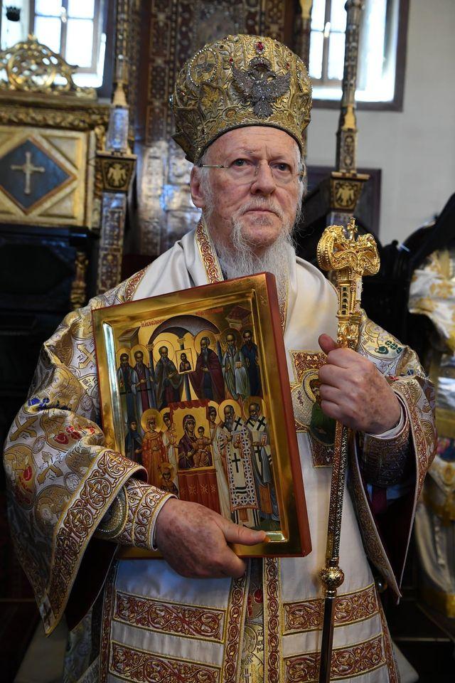 Οι Συνεργάτες του Εκκλησιαστικού Ιστολογίου Lavaron.com.gr Ευχόνται στον Παναγιώτατο Πατριάρχη μας  κ.κ. Βαρθολομαίο Χρόνια Πολλά και καρποφόρα επί της Επετείου της Εκλογής του στην Προτόθρονη Μητέρα Εκκλησία της Κωνσταντινουπόλεως (VIDEO)