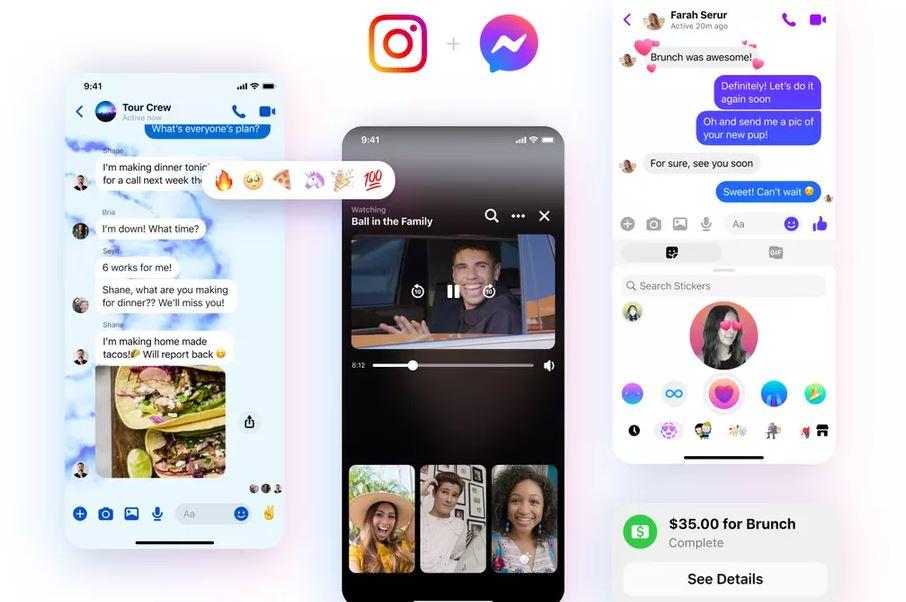 Το Messenger ανανεώνει το λογότυπο και προσθέτει νέα chat features