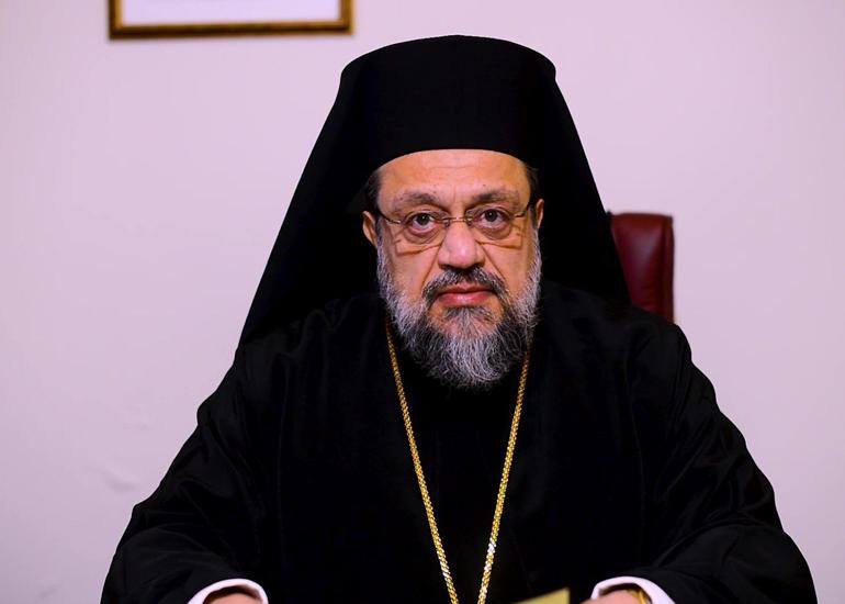 Σεβασμιώτατος Μητροπολίτης Μεσσηνίας  κ.κ. Χρυσόστομος: Δεν μπορούν να μας πουν ότι πρέπει να κλείσετε τις Εκκλησίες  (VIDEO)