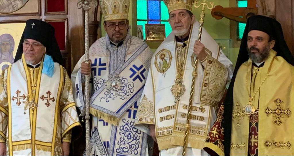 Χειροτονήθηκαν οι πρώτοι Κολομβιανοί Επίσκοποι
