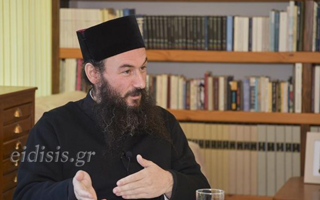 """Αρχιμανδρίτης Πατήρ Επιφάνιος Θεοδωρίδης: """"Οι Ιερείς δεν είναι Αστυνομικοί"""" (VIDEO)"""