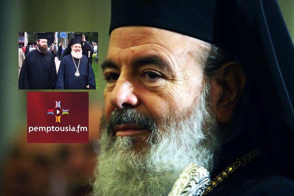 ΣΥΝΕΝΤΕΥΞΗ: Ο Μακαριστός Αρχιεπίσκοπος Αθηνών κ. Χριστόδουλος έδωσε τις μάχες ως πραγματικός Έλληνας (VIDEO)