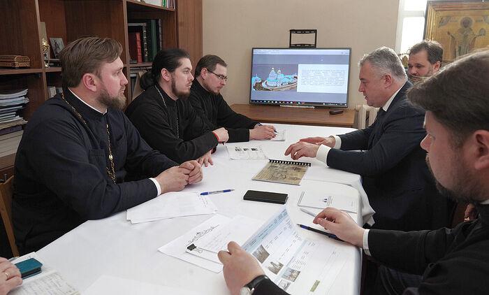 Ψηφιοποίηση κατεστραμμένων Εκκλησιών στη Ρωσία