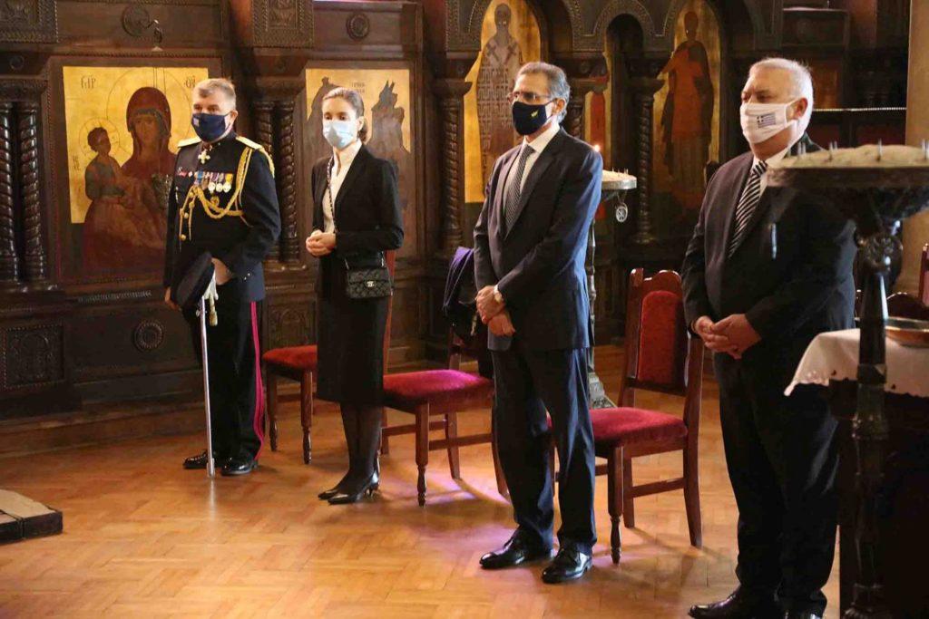 Το Πατριαρχείο Βελιγραδίου και Πάσης Σερβίας τίμησε το 1821