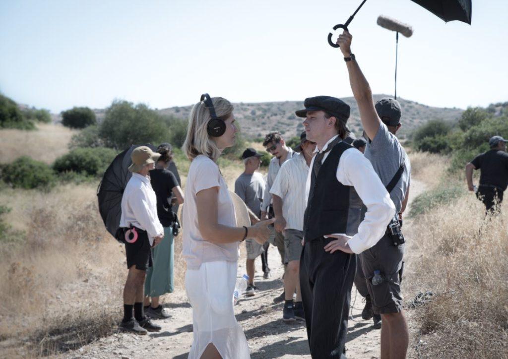 «Man of God»:  Ολοκληρώθηκαν τα γυρίσματα στην Ελλάδα (VIDEO)