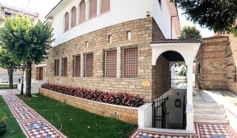 Κλειστά λόγω κρούσματος τα Γραφεία της Ιεράς Μητροπόλεως Βεροίας, Ναούσης και Καμπανίας