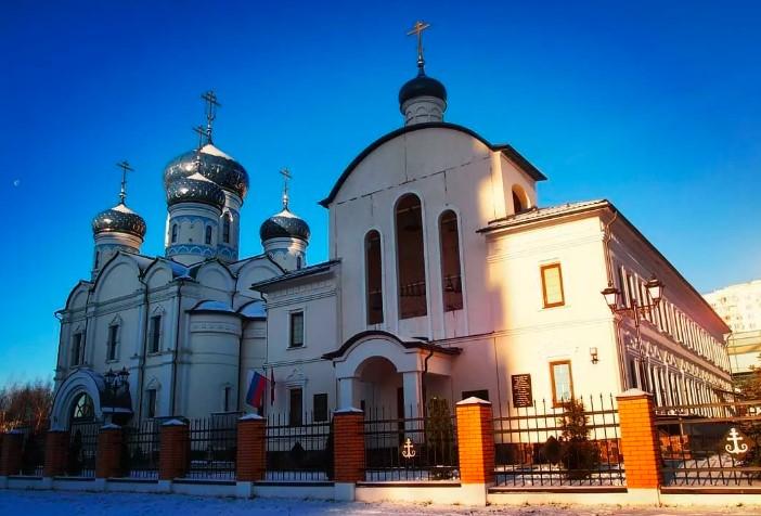 Επίθεση σε Ιερέα μέσα σε Ιερό Ναό της Μόσχας