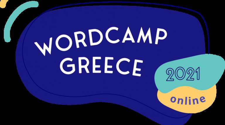Οι ομιλίες του WordCamp Greece 2021 Online
