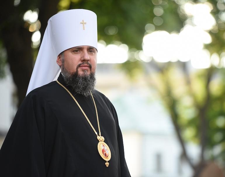 Επιφάνιος: ''Θα πετύχουμε το καθεστώς του Οικουμενικού Πατριαρχείου και θα παρασκευάζουμε Άγιο μύρο''