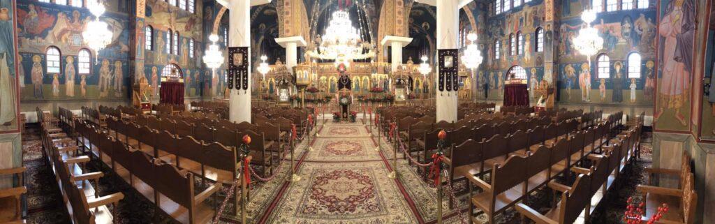 Παρακολουθήστε σε Επανάληψη την Κυριακάτικη Αρχιερατική Θεία Λειτουργία από τον Ιερό Καθεδρικό Ναό Αγίου Νικολάου / Νικαίας Ιερουργούντος του Σεβασμιωτάτου Μητροπολίτου Νικαίας  κ.κ. Αλεξίου (VIDEO  -  12/09/2021)