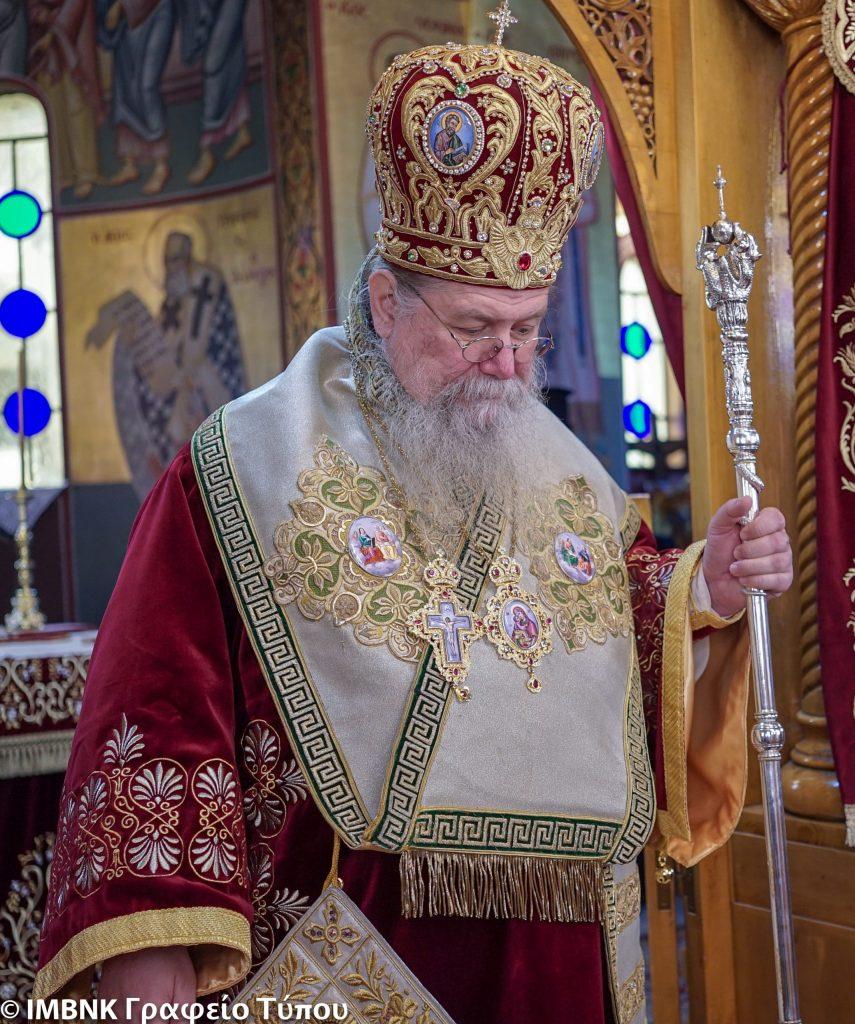Μήνυμα του Σεβασμιωτάτου Μητροπολίτου Φιλίππων Νεαπόλεως και Θάσοη  κ.κ. Στέφανου για την Εορτή του Αποστόλου Παύλου