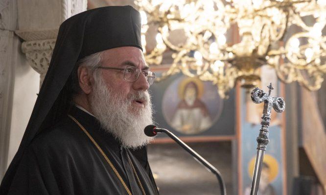 Εκπρόσωπος της Ιεράς Συνόδου Σεβασμιώτατος Μητροπολίτης Ιλιού: «Να εξετάζονται οι ψυχολογικές αντοχές των Κληρικών» (VIDEO)