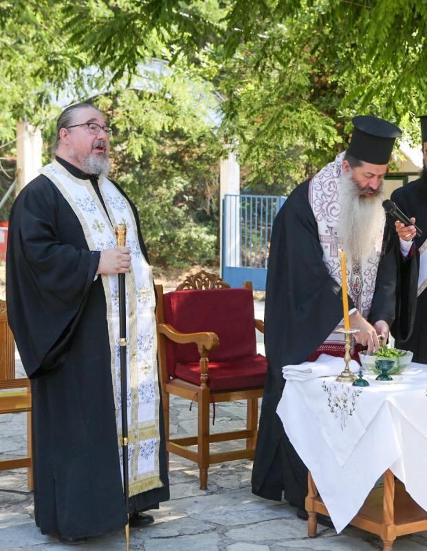 Η Ιερά Μητρόπολη Φθιώτιδος πενθεί για την κοίμηση του Ιεροκήρυκός της Πανοσιολογιωτάτου Αρχιμανδρίτου π. Σεραφείμ Ζαφείρη