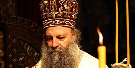 Βοήθεια από το Πατριαρχείο Σερβίας για τις καταστροφικές πυρκαγιές