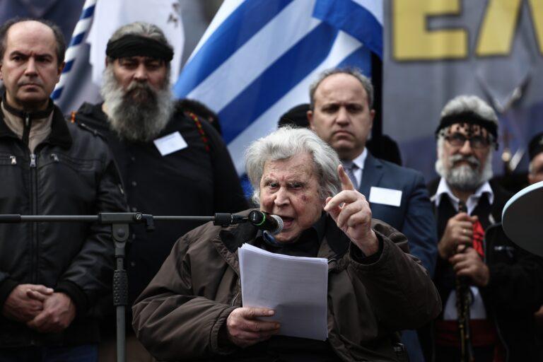 Όταν ο Μίκης Θεοδωράκης μιλούσε στην ΠΕΜΠΤΟΥΣΙΑ για την Ελλάδα