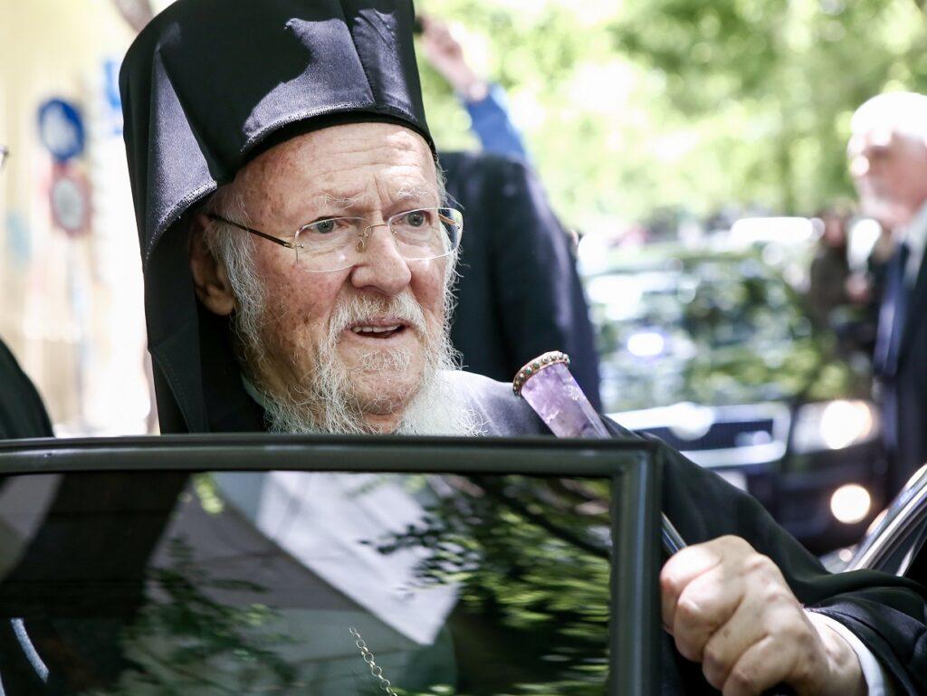 Ο Παναγιώτατος Οικουμενικός μας Πατριάρχης κ.κ. Βαρθολομαίος θα επισκεφθεί το Abu Dhabi και το Βατικανό   ΑΝΑΚΟΙΝΩΣΗ