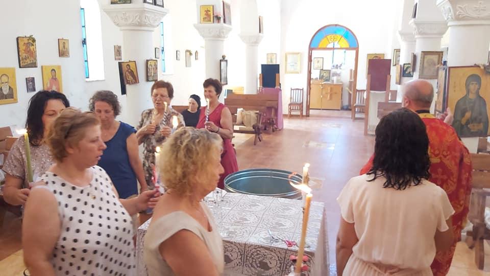 Με αμείωτο ρυθμό συνεχίζονται οι Βαπτίσεις στην Αλβανία