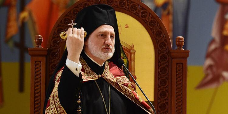 Στη Χίο ο Σεβασμιώτατος Αρχιεπίσκοπος Αμερικής κ.κ. Ελπιδοφόρος από τις 6 έως τις 9 Σεπτεμβρίου 2021