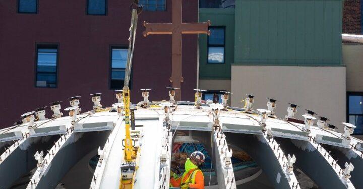 Ο Ιερός Ναός του Αγίου Νικολάου που θα πραγματοποιηθεί Θεία Λειτουργία για πρώτη φορά μετά από 20 χρόνια