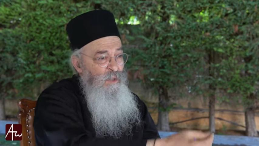 «Μας λείπει η αυτομεμψία» - Ιερομόναχος π. Αντίπας Αγιορείτης (VIDEO)